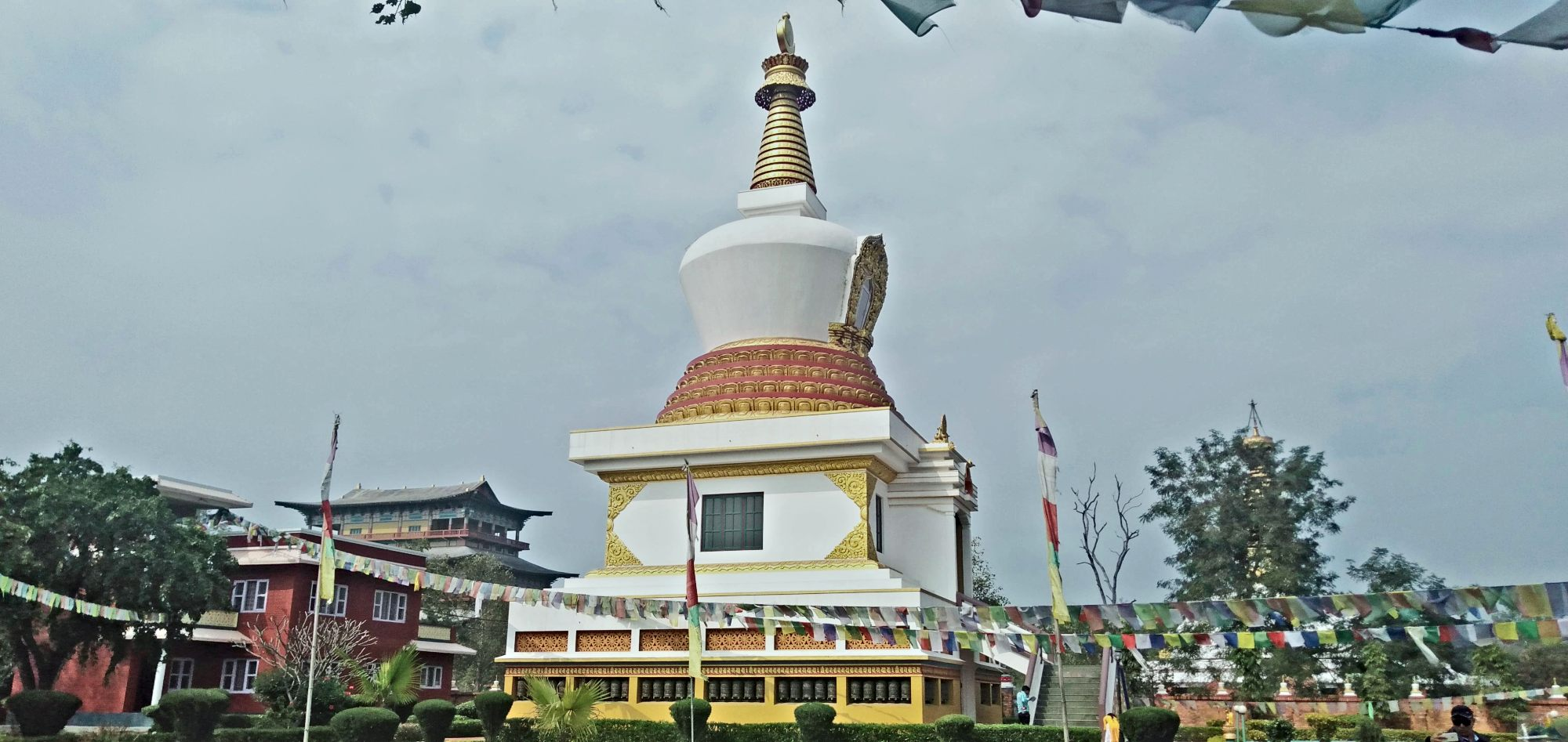 Day 07: Archaeological Tour Lumbini