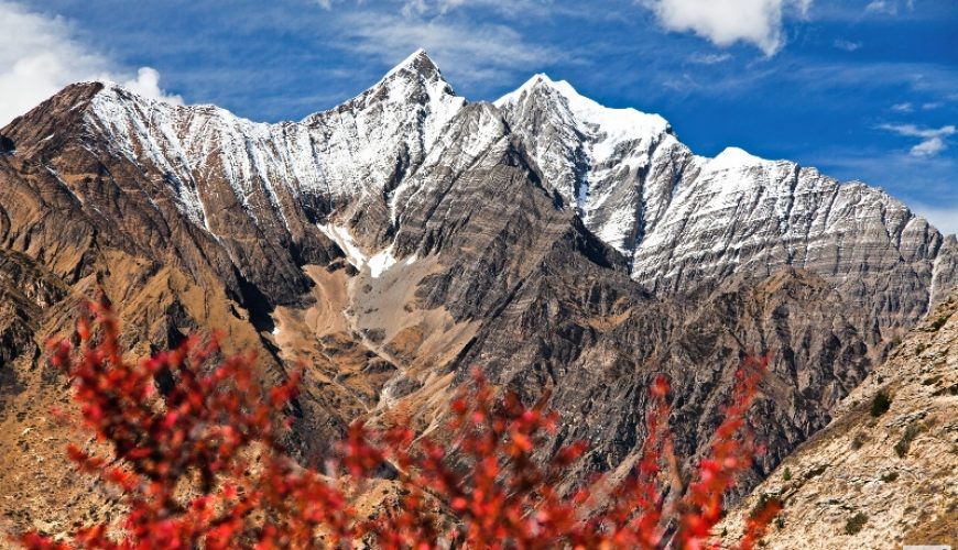 Mid-Western And Western Nepal