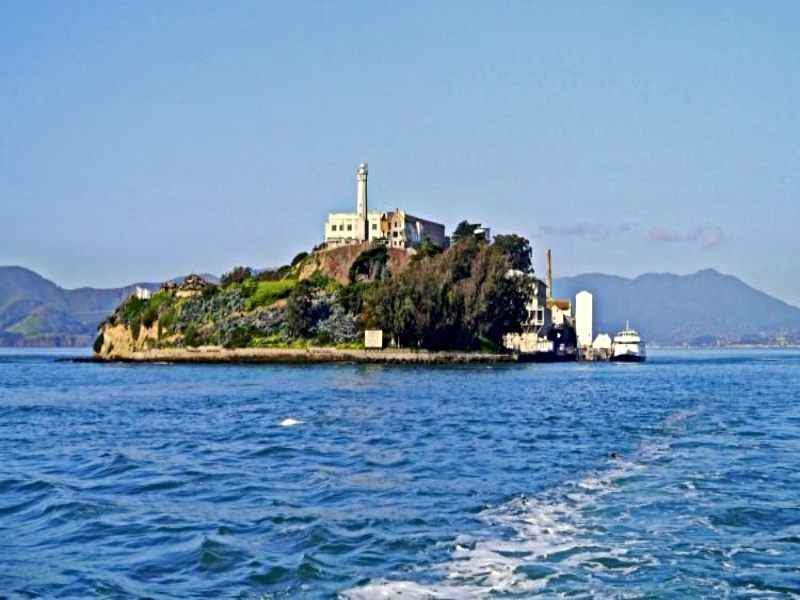 Day 12: San Francisco - Alcatraz Island Tour