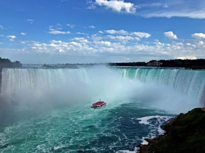 Day 08: Niagara - Arrival, and sightseeing