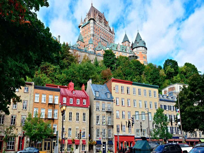 Day 06: Quebec
