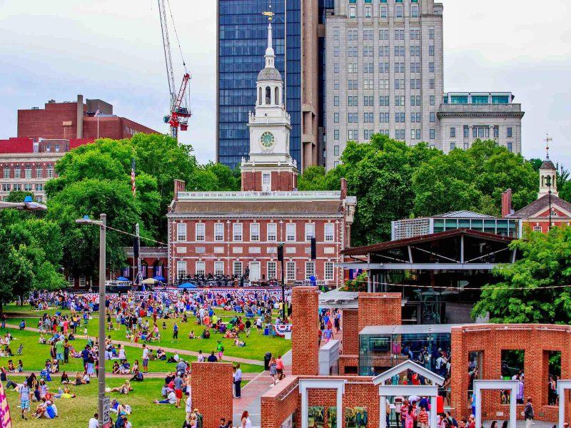 Day 06: Philadelphia - Leisure