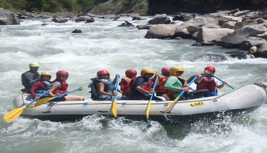 3 Days Kali Gandaki River Rafting