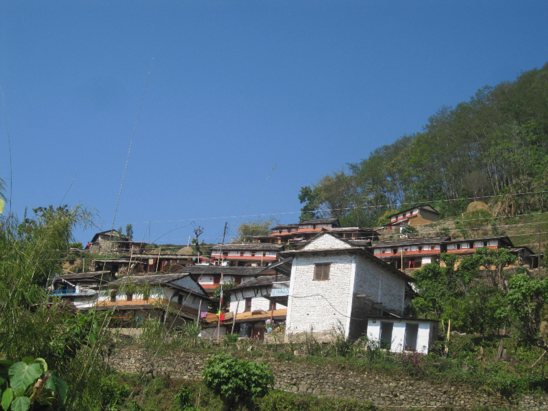 Day 06: Lwang Village – Homestay