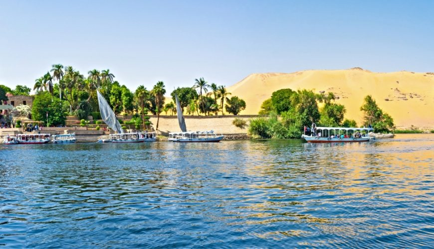 Nile Cruise and Cairo