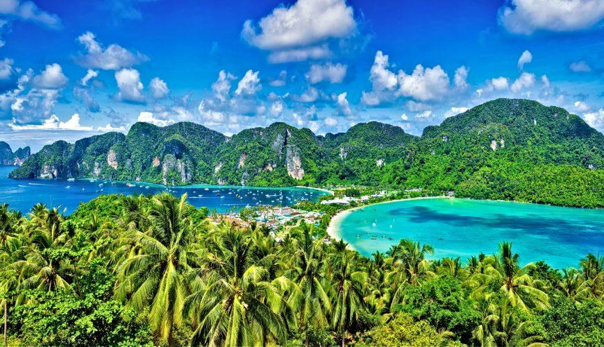 Alluring Phuket, Pattaya And Bangkok