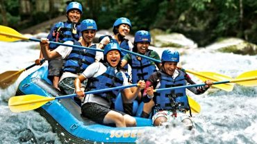 Top 5 White Water Rafting in Nepal
