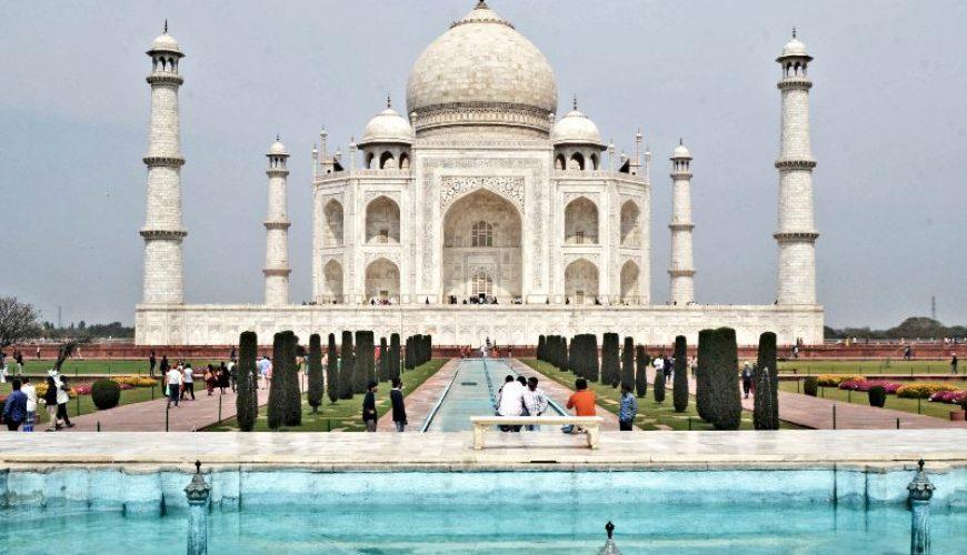 The Taj Mahal, A History of Love, Agra_India