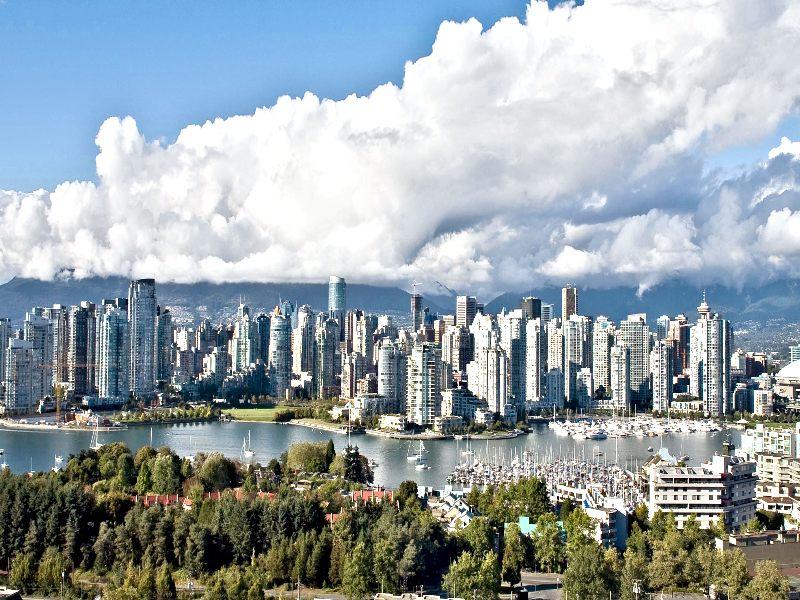 Day 12: Kamloops – Vancouver